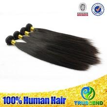 Wholesale Human Hair Extension 100% Brazilian Virgin Remy Supreme Hair Weave Straight