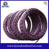 Good quality diamond rope saw,diamond wire, stone cutting wire,sega a nastro per metalli usata
