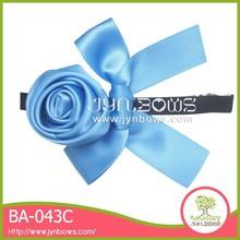 Little baby BA-043C fancy girls hair bow clips