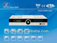 Android TV box Digital Satellite Receiver DVB-S2 with Internet LAN port USB WiFi
