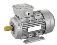 Three phase induction aluminium motor