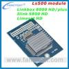 ls500 module 8psk module board ls-500 module 8psk module board for ilink 9800 limesat hd linkbox8000 hd plus