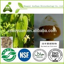 Yin Yang Huo/hight quality herba epimedii leaves