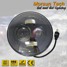 "7inch LED Headlamp 7"" led head lamp Conversion Kit for Jeep Wrangler JK 07-14"