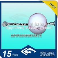 baseball steel lasso cable