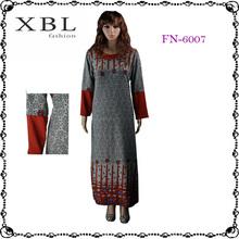 fashion design kaftan dress abaya kaftan dubai FN6007