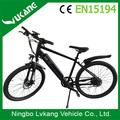 Alta potencia eléctrica bicicleta de montaña