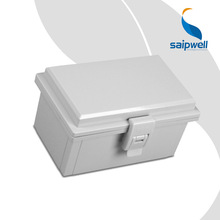 SAIP/SAIPWELL CE Approved 140*160*80mm IP65 Customized ABS Electrical Watertight Enclosure