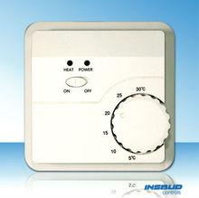 Easy control digital temperature control heating thermostat
