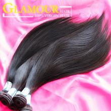Virgin human straight hair ,pure peruvian 24 inch human braiding hair