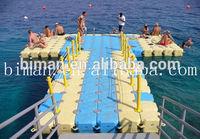 Cheap used plastic floating docks sale