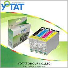 Compatible epson T0441 T0444 ink cartridge for Epson Stylus C84/C84N/C84WN/CX6400