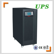 with in-built battery or external battery option online UPS power systems