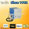 Dc frecuencia de galvanoplastia rectificador con pantalla digital seleccionable cc, Cv y confiable sistema de energía