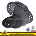 carboneto de silício china pedra papel impermeável disco de lixa