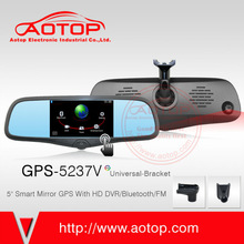 car rearview mirror for toyota ,MP5,FM Transmitter,Capacitive Panel, Private Mould for Universal