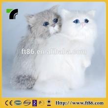 new design rabbit fur fake cat