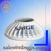 new design custom high quality natural decorative hanging lamp shade