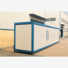 Competitive Prices modern design 40ft container houses for barcafe