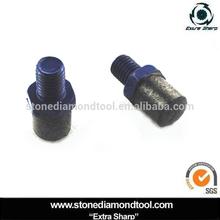 M12 Thread Diamond Cutter Core Drill Bits Diamond Finger Tips