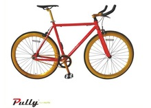 2014 hot 7018 Colorful Alloy Single Speed Fixed Gear fixie 700C race Road Bike/BICYCLE