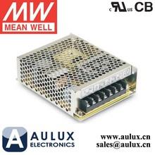 Mean Well NET-50A 50W Triple Output Switching Power Supply 5v 12v 15v 24v
