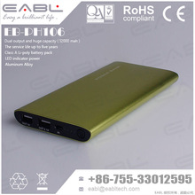 canada import products portable mobile power bank 12000mah