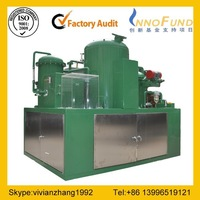 To use low-tempreture fuel oil recycling