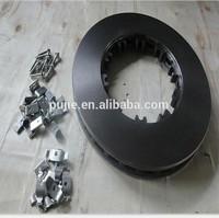 HT250 Truck brake disc for DAF 1387439