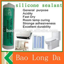 green solvent silicon sealant &acetic silicone sealant &super glue