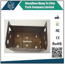 Custom size and print good and health wax coated cardboard fruit packaging box