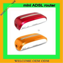 3g wifi router power bank 4400/5200 mAh mini ADSL router support usb modem