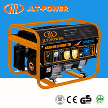 Hot !!!pure copper wire winding 4 stroke 5.5hp 2kw petrol generator price for sale