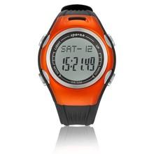 Promotional Simple Step Calories Flip Digital Precise Pedometer watch multicolor