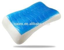 Anti snoring fashion design home textile sleep apnea pillow