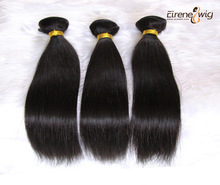 White Blonde Wholesale Malaysian Extensions Straight Human Hair Weft