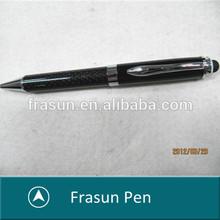 Tablet Sensitive Luxury Carbon Fiber Stlus Pen For Touch