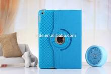 Beat price customized folio PU leather tablet case for Ipad 6 /ipad Air2