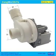 washing machine drain pump D30mm, drain pump, jiangmen low price drain pump