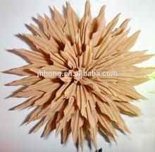 New trend handmade chiffon flower for dress