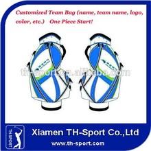 golf team 20pcs name branded golf bag