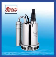 Dssf-250 de aço inoxidável bomba de água para máquina de lavar roupa