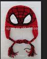 sevimli örümcek adam tığ işi bebek şapka satış 2014 yılında
