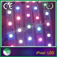 SMD 5050 digital ws 2812b pixel led strip lighting