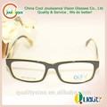 la última moda fresca y moderna de la muestra libre gafas de marcos al por mayor