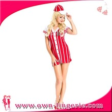 2014 wholesales Sports Football Dress Costume