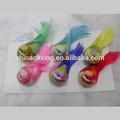 Mousse de polystyrène de plumes d'oiseaux pour artisanat ornement de noël avec la qualité