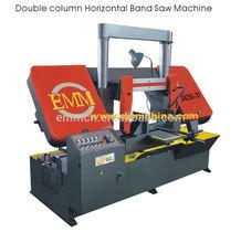 D4250/70 double column horizontal metal cutting saw