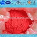 óxido de hierro rojo pintura fórmula química