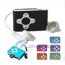 TF card Mini Clip MP3 Player